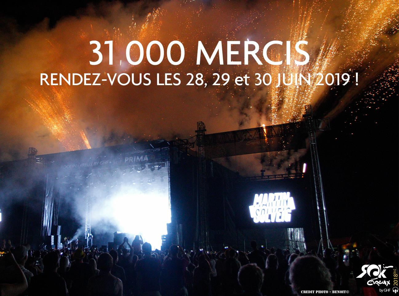 31 000 mercis